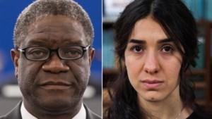 Nobelprijs voor de Vrede gaat naar mensenrechtenactivisten Denis Mukwege en Nadia Murad