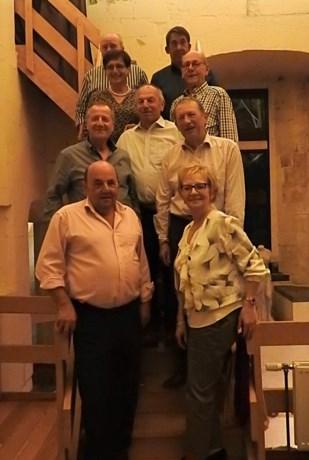 Reunie 70-jarigen in Membruggen