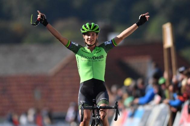 Marianne Vos heerst ook in Ronse en wint GP Mario De Clercq