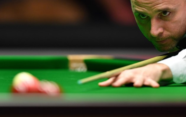 Perry en Robertson spelen de finale van de European Masters snooker in Lommel