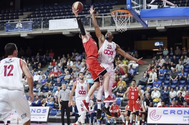 Antwerp Giants en Bergen houden de punten thuis in Euromillions League, Charleroi gaat winnen in Leuven