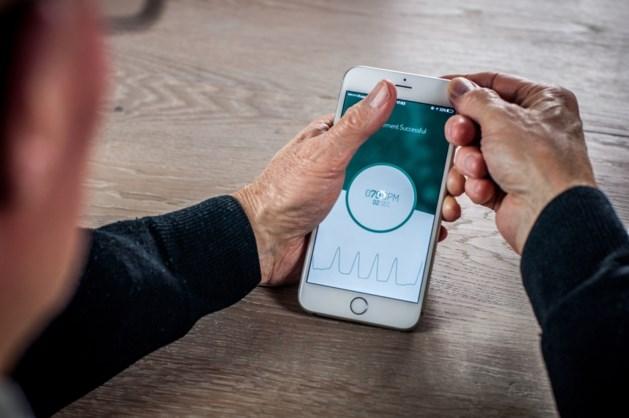 Amerikaanse doorbraak voor Limburgse hartritmestoornis-app