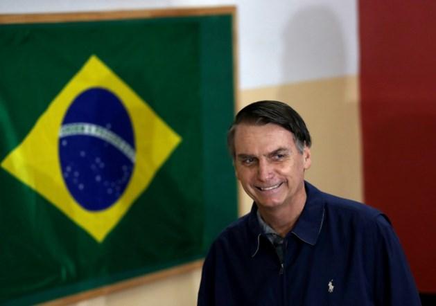 Extreemrechtse Bolsonaro duidelijke winnaar eerste ronde presidentsverkiezingen Brazilië