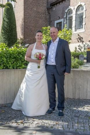 Erwin en Scarlett in Diepenbeek
