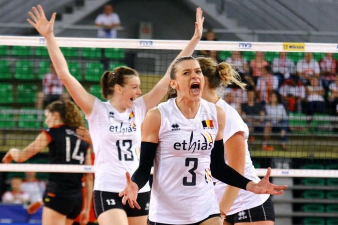 """Truiense volleybaltopper Britt Herbots is 'de duivel' in Italië: """"Niet zo gemeen als ik op het veld lijk"""""""