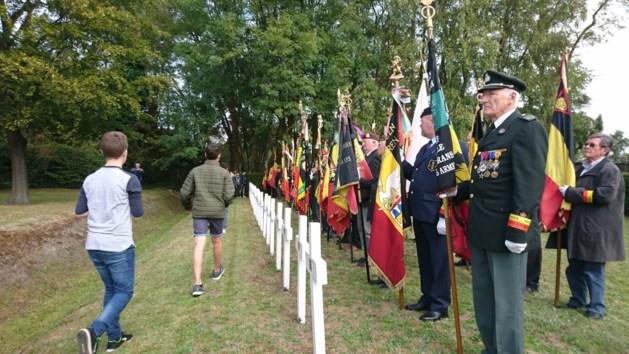 Leopoldsburg houdt herdenking aan de Treurgracht