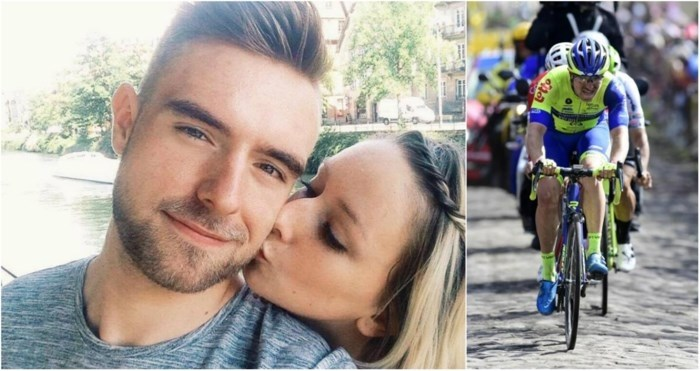 "Profwielrenner Jimmy Duquennoy (23) sterft thuis: ""Hij keek met ogen die om hulp smeekten"""