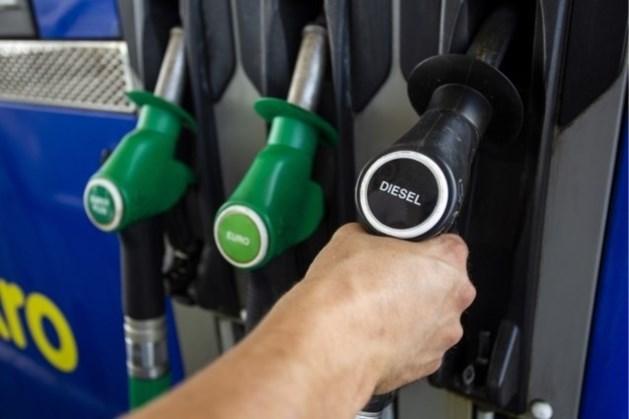 Dure diesel wordt nog wat duurder