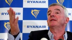 """Ryanair dan toch bereid om Belgische wetgeving te volgen: """"Maar we moeten wachten op de vakbonden"""""""