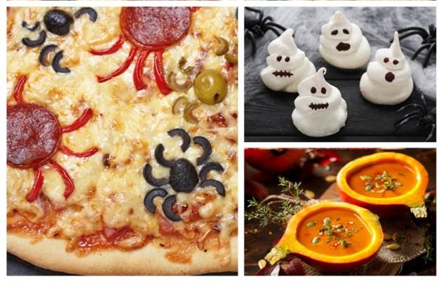 Zes 'griezelige' recepten voor Halloween