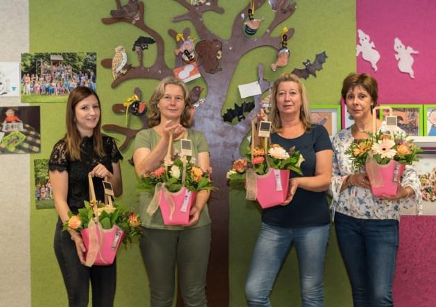 Buitenschoolse opvang Tutti Frutti zet zijn kinderbegeleiders in de bloemetjes op de Dag van de Kinderbegeleider