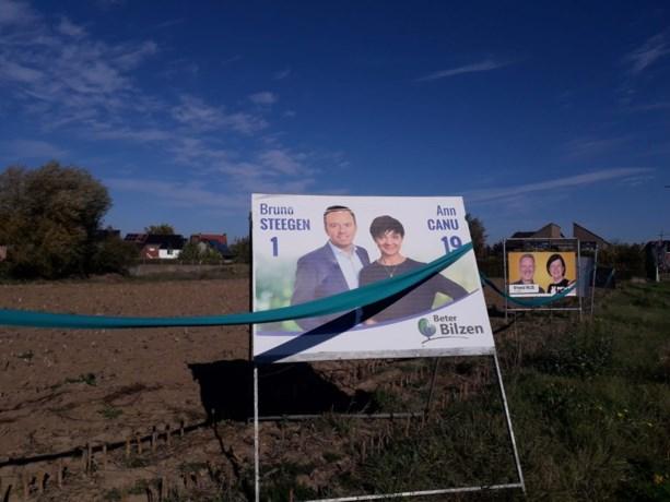 Groen verbindt alle partijen in Bilzen met groen lint