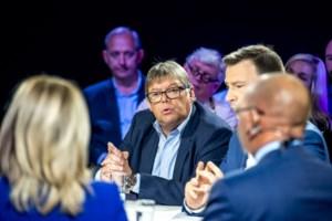 Populairste politicus Vandenhove blijft in oppositie