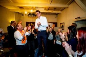 Thomas Vints (CD&V) wordt burgemeester van Beringen in coalitie met N-VA en Voluit, Sp.a van Maurice Webers buitenspel gezet