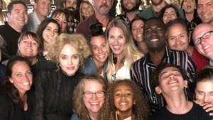 Angelina Jolie met blond haar? Dat ziet er zo uit