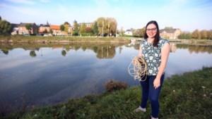 """Buren redden leven van fietser die in kanaal sukkelt: """"Met touw en hark uit water gehaald"""""""