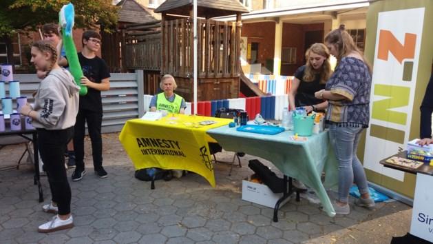Ook Amnesty International Hasselt strijdt tegen armoede