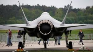 Regering kiest officieel voor F-35
