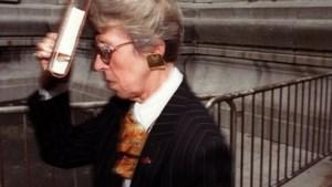 Van 'spaghetti-arrest' in zaak-Dutroux tot Agusta-schandaal: magistraat Eliane Liekendael (90) overleden