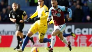 Burnley en Defour niet opgewassen tegen Chelsea zonder Hazard