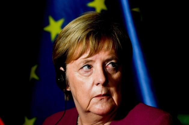 Angela Merkel wil afzien van functie als Duits bondskanselier