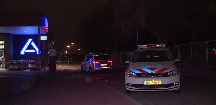 Gemaskerde mannen overvallen Aldi in Maastricht