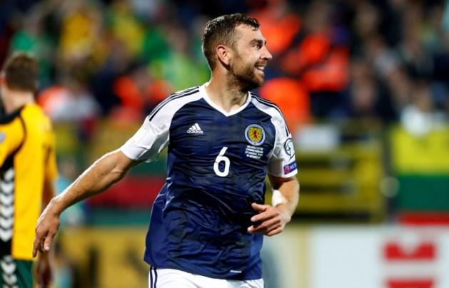 James McArthur zegt Schotse nationale ploeg vaarwel