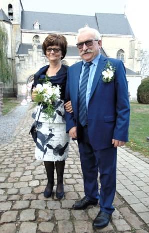 Magda en André in As