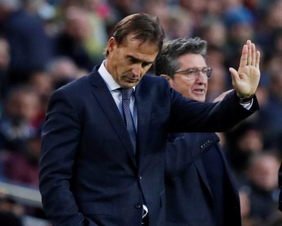 """Het doek lijkt gevallen voor trainer Real Madrid: """"Conte neemt deze week nog over"""""""