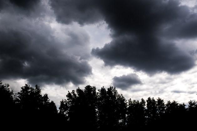 Code geel: actieve storing trekt over ons land met veel regen en kans op wateroverlast