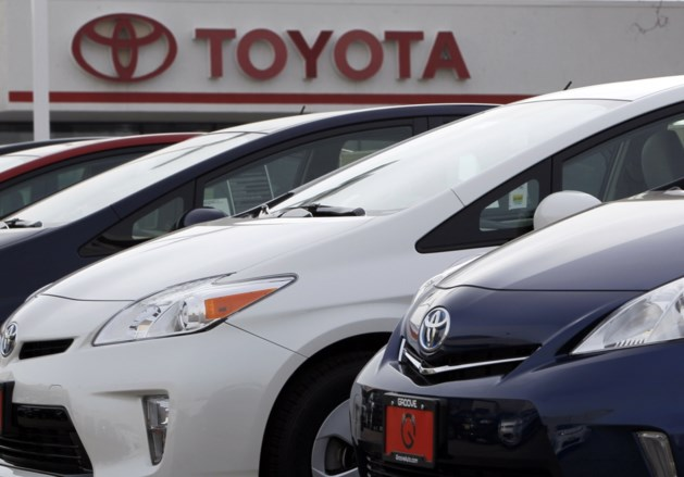Toyota roept wereldwijd ruim 2,4 miljoen hybride wagens terug