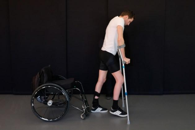 Implantaat laat verlamde mensen weer stukje lopen