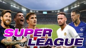 Slecht nieuws voor Belgische teams: Football Leaks onthult dat 'Super League' in 2021 van start moet gaan