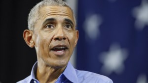 """Obama beschuldigt Trump van paniekzaaierij: """"Politieke show"""""""