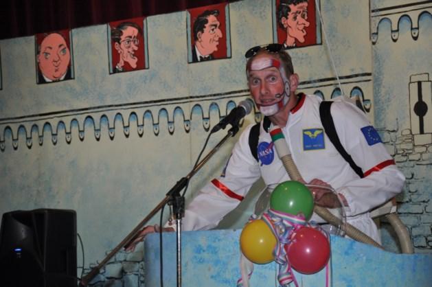 Tonpraters entertainen Voerens publiek