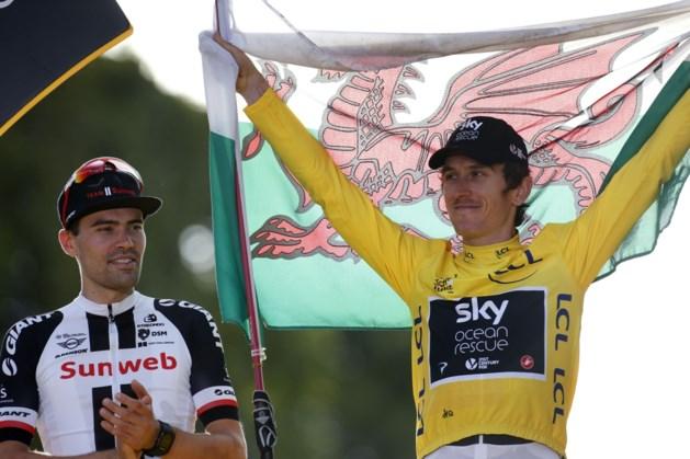 Tom Dumoulin twijfelt openlijk aan zijn deelname aan de Tour de France