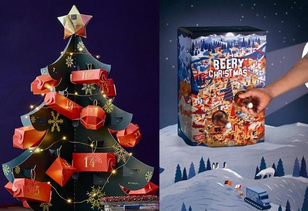 Tien keer aftellen naar Kerstmis met adventskalenders voor volwassenen