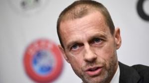 UEFA-voorzitter gelooft niet in plannen van Pro League om macht makelaars in te perken