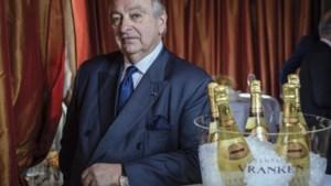 """Champagnereus Vranken droomt van bubbels produceren in België: """"Ik wil een wijngaard in Sint-Truiden"""""""