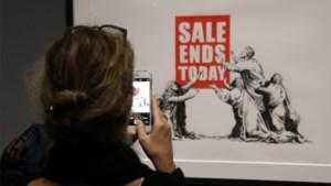 Expo van Banksy in Brussel onder curatele geplaatst: wie is nu eigenaar van die kunstwerken?
