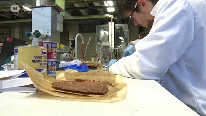 Studenten UCLL maken biologisch leer van Limburgs fruitafval