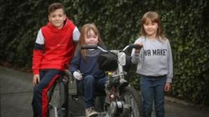 """""""Nu kan ik eindelijk naar oma fietsen"""""""