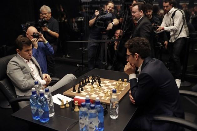 """Na verrassende remise wordt WK schaken beslist met """"snelle"""" tiebreak: hoe werkt dat?"""