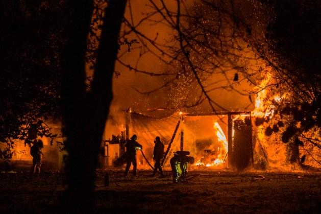 22-jarige jongeman uit Wellen gearresteerd in het kader van opzettelijke brandstichtingen