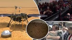 Historisch: Marslander InSight landt op rode planeet
