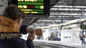 Tevredenheid over NMBS keldert