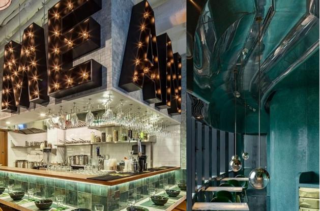 Dit zijn de mooiste bars en restaurants ter wereld