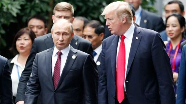"""""""Trump Organization wilde Russische president Poetin een penthouse geven"""""""