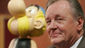 Uderzo wil Asterix laten stoppen na zijn overlijden