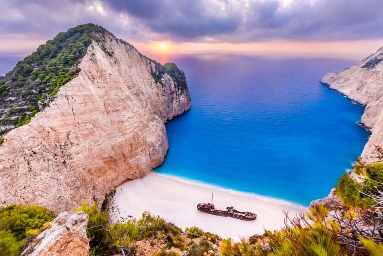 Strand van Oostende bij de mooiste van Europa